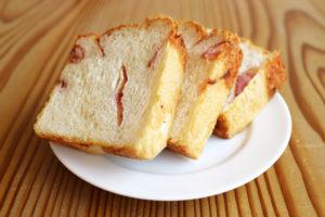 ハム食パン